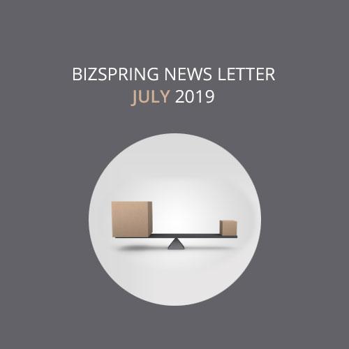 2019년 7월 뉴스레터