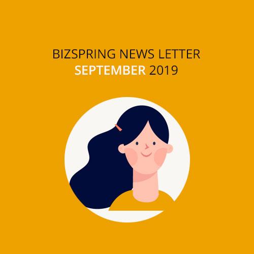 2019년 9월 뉴스레터