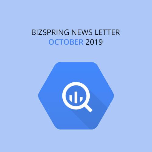 2019년 10월 뉴스레터