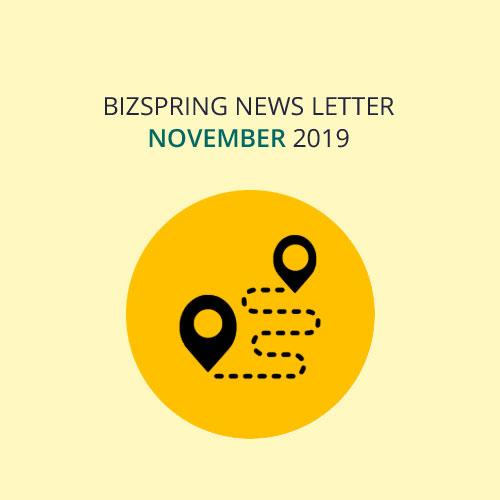 2019년 11월 뉴스레터