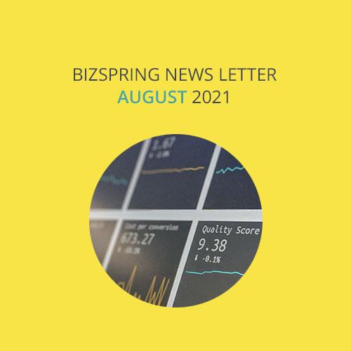 2021년 8월 뉴스레터